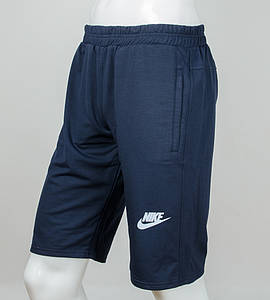 """-Р- Шорты мужские """"Nike AIR"""", темно-синий (Ш001) , XXL"""