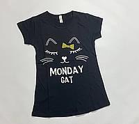 Женская футболка. S -XL размеры.