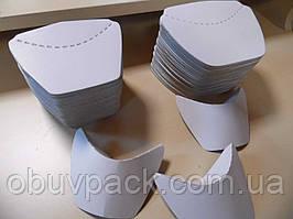 Формодержатель для обуви, вкладыш картонный