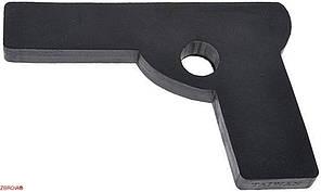 Резиновый пистолет Twin Tower E415