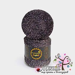 Фантазийный шнур Maccaroni Confetti Конфетти, №2209, т. серый