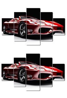 "Вафельна картинка ""Модульна картинка_Авто """