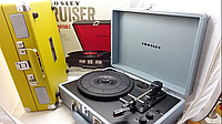 Проигрыватель Винил CROSLEY Cruiser Deluxe (Bluetooth + алмаз) Кредит Гарантия Доставка