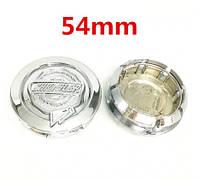 Заглушки ковпачки литих дисків Chrysler 54mm