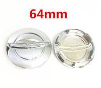Заглушки ковпачки литих дисків Chrysler 64mm