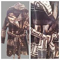 Махровые халаты  подросток