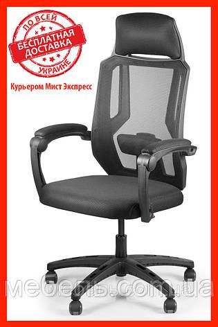 Компьютерное кресло офисное Barsky Color Black CB-02, фото 2