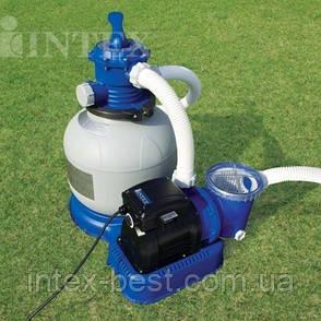 Песочный фильтрующий насос INTEX 28648 (56674), фото 2