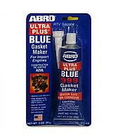 ABRO Герметик двигателя синий 999 (410-AB) (85гр) (410-AB)