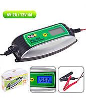 Зарядное устр-во PULSO BC-10640 6-12V/0.8-4.0A/1.2-120AHR/LCD/Импульсное (BC-10640)