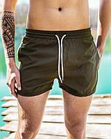 Пляжные шорты Pool day(хаки)