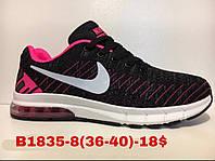 Кроссовки подросток Nike оптом (36-40)