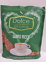 Кофе растворимый сублимированный 400г Dolce Aroma Gusto Ricco