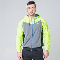 Толстовка мужская Peak Sport F653027-GRE XL Зеленая 2000119438013, КОД: 1492656