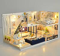 Румбокс 3D конструктор DIY House миниатюрный сборный дом Light shadow of Time