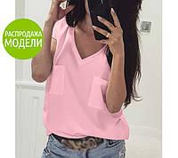 """Літня жіноча блузка """"Kriss""""  Розпродаж моделі"""