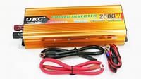 24V-220V 2000W Gold (2000SSK) Преобразователь UKC