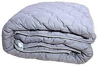 Одеяло Евро 4 сезона 200x220 см. І Подвійна ковдра наповнювач холофайбер І Одеяло все сезоны