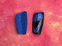 Щитки футбольные Nike Mercurial Lite Guard/найк меркуриал лайт/для футбола синие