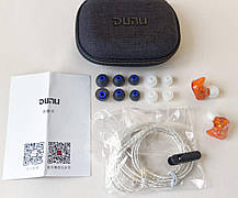 Dunu DM-480 Twilight Crimson Наушники Для Плеера Проводные, фото 2