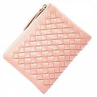 Кошелёк женский Dunxilu Seyi 201-356-rosypink Светло-розовый, фото 1
