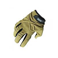 Перчатки TMC X Cross TAG1 Tactical Gloves Tan M TAN (TMC1695-M)