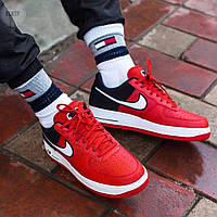 Мужские кроссовки Nike Air Force Ultra 1 '07 LV8 1 Mystic Red, фото 1