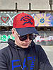 Кепка бейсболка тракер Paul & Shark Красно-синий