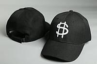 Кепка Dollars черный
