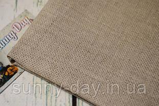Ткань для вышивки, 3419/53 Aida Zweigart 18 ct. - цвет сырого льна (50х50см)