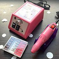 Фрезер для маникюра Lina Mercedes 2000 (розовый)
