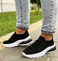 Кроссовки Sebon black, фото 1