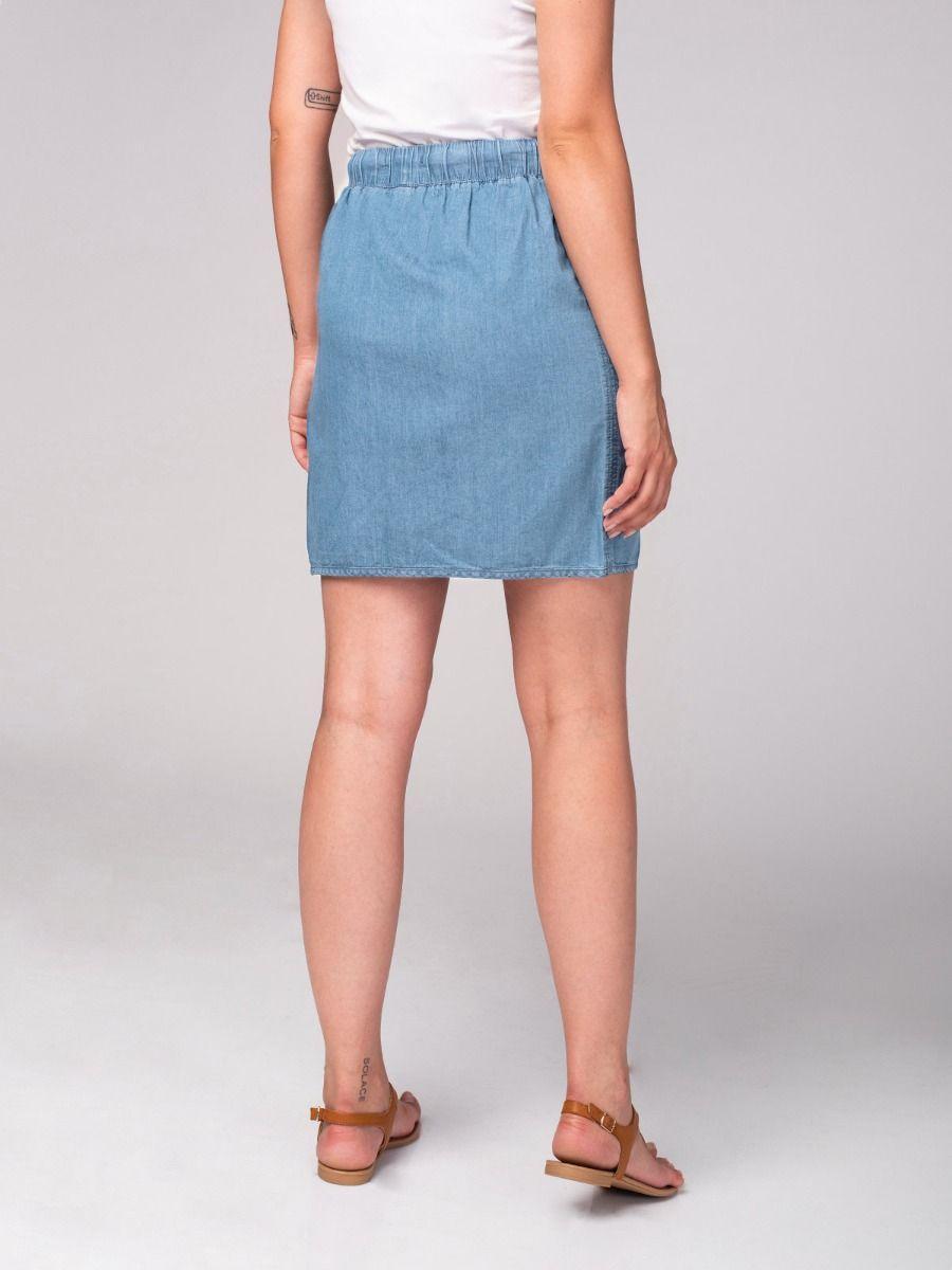 Хлопковая юбка Volcano G - Milly 2