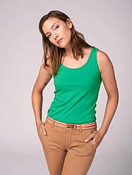 Зеленая майка T-KIRA
