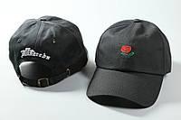 Кепка Hundreds Rose черный