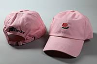 Кепка Hundreds Rose розовый
