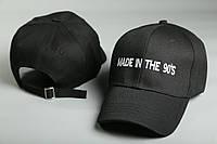 Кепка Made in the 90 s черный