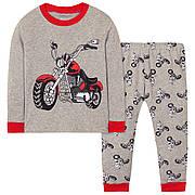 Пижама Мотоцикл Wibbly pigbaby на рост 90см