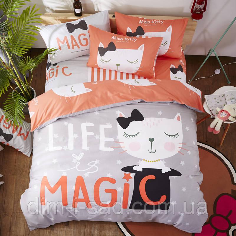 Комплект постельного белья Магия (полуторный) Berni