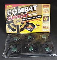 Пастка для Тарганів Combat SuperBait 6 Дисків, фото 1