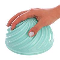 Полусфера массажная балансировочная Balance Kit мятный FI-1583