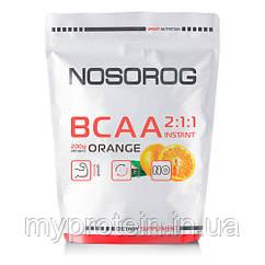 Nosorig BCAA 2:1:1 апельсин, 200 гр