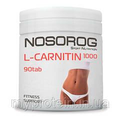 Nosorig L-Carnitine, 90 таблеток