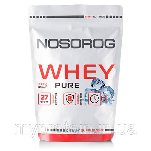 Nosorog Whey натуральный, 1 кг