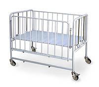 Кровать детская функциональная для детей до 5 лет Омега КД-2