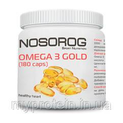 Nosorog Omega 3 Gold, 180 капсул