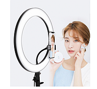 Селфи лампа Кольцевая светодиодная Led Лампа 30 см
