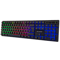 Игровая клавиатура с подсветкой Atlanfa KR-6300