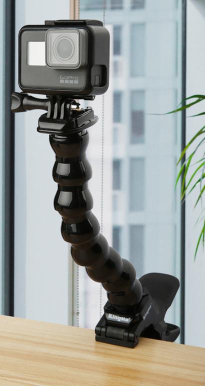 """Крепление """"Челюсти"""" Kingma для GoPro, SJCAM, Xiaomi 32 cm"""