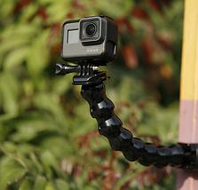 "Крепление ""Челюсти"" Kingma для GoPro, SJCAM, Xiaomi 32 cm, фото 3"